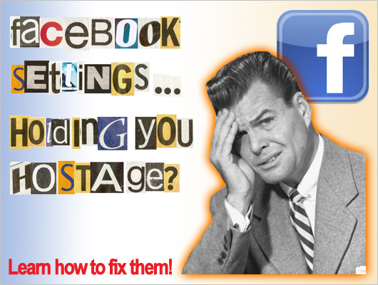 Change Your Facebook Settings